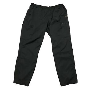 Carhartt Force Scrub Pants Adult Size 34 Black