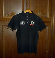 "Official Polo "" no t-shirt "" Casey Stoner Team Honda LCR taglia L reale usata"