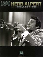 Herb Alpert Collection Trumpet Sheet Music Book
