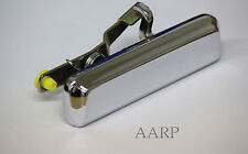 FORD FALCON XD/XE/XF  FRONT EXTERIOR CHROME DOOR HANDLE RHS & TE/TF CORTINA
