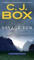 Savage Run, Paperback by Box, C. J., Brand New, Free shipping in the US