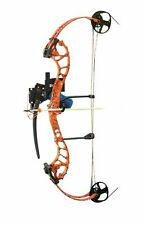 Pse Mudd Dawg Compound Bow Bowfishing Rig Right Hand Orange Cajun 1826Bfror3040