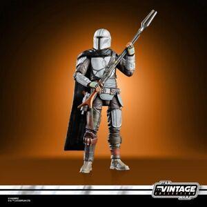 Beskar Armor Mandalorian Disney+ Figure Vintage Collection Star Wars TVC .LOOSE