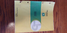 John Deere 2500 2510 Series Tractor Service Manual Sm-2070
