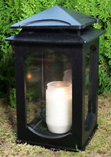 Grablaterne Grablampe Grabschmuck Grableuchte für Grablichter Nr 7