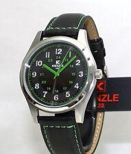 KIENZLE Uhr Schwarzes Armband