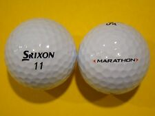 50 SRIXON MARATHON GOLF BALLS IN MINT / A GRADE CONDITION