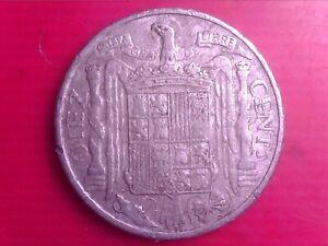 SPAIN    10   CENTS   1953       JAN20
