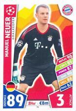 Champions League 17/18 - 56 - Manuel Neuer - FC Bayern München