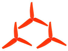 Lynx Blade Blade 200 S 200 SR X 230 S Orange 3 Bladed Tail Rotor LX3P200SRX-821