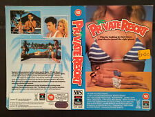 Private Resort - Johnny Depp - Used Video Sleeve/Cover #B4636