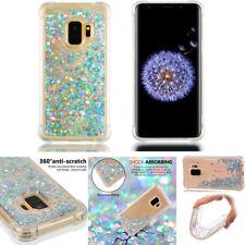 Anti Fall Glitter Stars Dynamic flash Bling Liquid Quicksand soft phone case #5