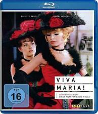 VIVA MARIA (1965) - Blu Ray Disc - Brigitte Bardot - No English !