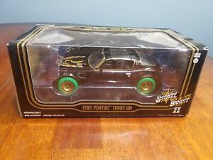 1/24 Greenlight Smokey & The Bandit 1980 Pontiac Trans Am