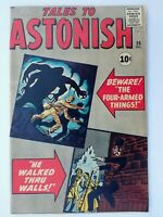 "1961 Tales To Astonish # 26 Marvel Silver Age Featuring "" Four Armed Things ""  !"