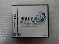 Brand New Final Fantasy Crystal Chronicles Echoes of Time Nintendo DS Japan