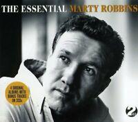 Marty Robbins - The Essential Marty Robbins [Double CD] - Marty Robbins CD W2VG