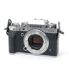 Fujifilm Fuji X-T4 26.1MP Mirrorless Digital Camera Body (Silver) #180