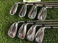 Wilson 1200 TG Irons 4-Sw with True Temper Regular Flex Steel Shafts (5987)