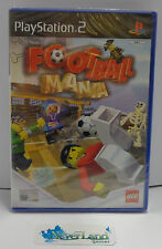 Gioco SONY Playstation 2 PS2 PAL Conf. in ITALIANO Nuovo New Lego FOOTBALL MANIA