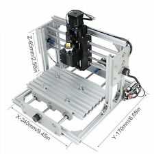 CNC Router Wood Carving 2417 GRBL Control PCB Milling Engraving Machine 3 Axis