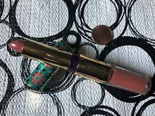 Tarte LIP SCULPTOR Dual-Ended Lipstick & Lipgloss * QUEST * Travel Size NWOB