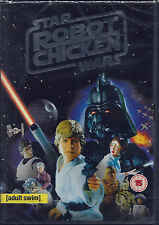 Robot Chicken:Star Wars DVD Adult Swim