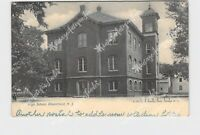 PPC POSTCARD NEW JERSEY BLOOMFIELD HIGH SCHOOL EXTERIOR UNDIVIDED BACK