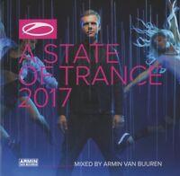 ARMIN VAN BUUREN - A STATE OF TRANCE 2017  2 CD NEU