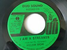 ARELEAN BROWN - I Am A Streaker / Why I Love You 1974 SOUL BLUES Private Chicago