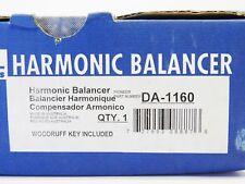 Pioneer Da1160 Harmonic Balancer 91-01 Ford Escort, 91-99 Mercury Tracer New