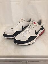 Nike Lunar Edge Size 14 White Black