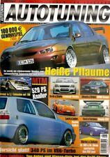 Autotuning Scene 8/2003 Mazda MX-5 * Toyota Celica * Honda CRX Targa * Vectra