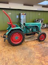 Kramer Traktor Schlepper KB 17 mit Güldner Motor