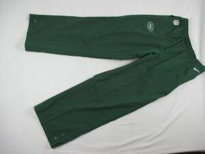 New York Jets Nike Rain Pants Men's Green Storm-Fit New Multiple Sizes