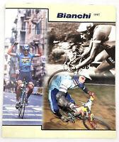 Bianchi Bicycle Catalog Year 1997 Road / MTB Gewiss, Fausto Coppi