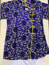 Child Size 10 Traditional Thailand Outfit