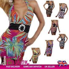 Plus Size V Neck Tunic Dresses for Women