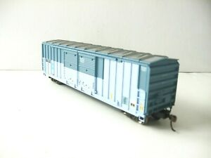 Athearn Ho 50' FMC Dbl Door Boxcar# RND1083 ITFX Paintover SOLD OUT! NIB