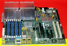 INTEL S5000PSL Dual LGA771 MOTHERBOARD with 2x XEON L5420 and HEATSINK