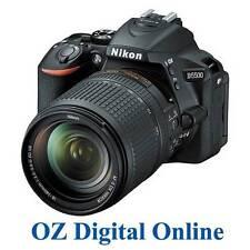 NEW Nikon D5500 18-140 VR Kit 16GB 24.2 MP Full HD DSLR Camera 1 Year Aust Wty