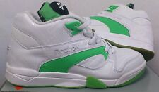 REEBOK MENS COURT VICTORY PUMP GLOW SHOES SNEAKERS RARE COLOR SIZE 9 US