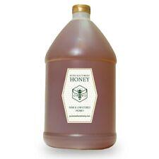 1 Gallon of 100% Raw, Unfiltered & Unheated Georgia Honey, New 2020 Crop