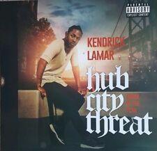 "KENDRICK LAMAR "" HUB CITY THREAT MINOR OF THE YEAR "" NEW VINYL LP"