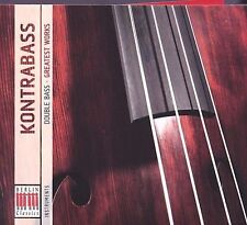 Kontrabass Double Bass- Greatest Works, New Music