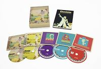 ELTON JOHN - GOODBYE YELLOW BRICK ROAD (40TH ANNIVERSARY BOX) 4 CD + DVD NEUF