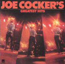 Joe Cocker's Greatest Hits 1987 CD Good Condition