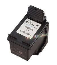 1 Black Ink Cartridge for HP 61XL Deskjet 3050