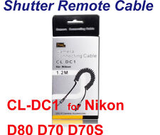 CL-DC1 Remote shutter Cable for TC-252 TW-282 TF-363 TF-373 RW-221