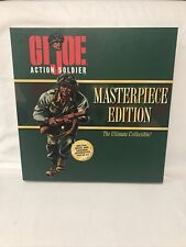 G. I. Joe Masterpiece Edition Action Soldier *African American* Edition MIMB!!